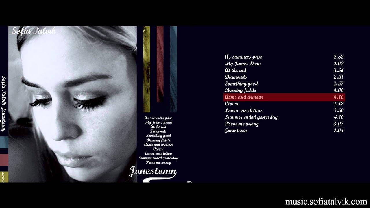 Download Sofia Talvik - Arms and Armour (Jonestown - YouTube Album)