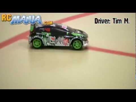 Ken Block RC car stunts Travel Video
