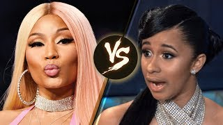 Cardi B REIGNITES Feud With Nicki Minaj On Instagram!