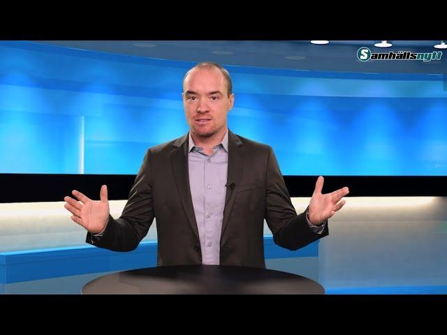 Nyhetssvepet: Reinfeldt, rättsväsendet och skolverket