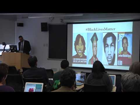 Visiting Faculty Scholars of Color - Django Paris