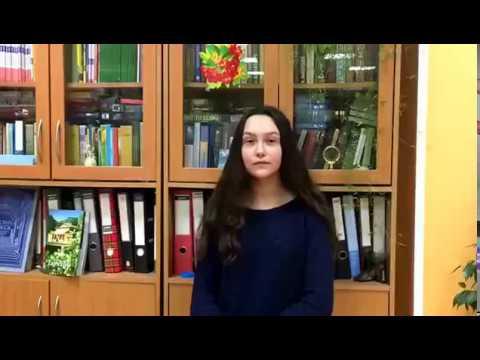 Изображение предпросмотра прочтения – АлександраБобылева читает произведение «Юному поэту» В.Я.Брюсова