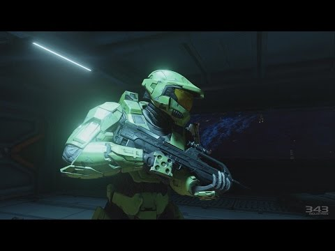 Halo 2's Lockout in The Master Chief Collection - TGS 2014
