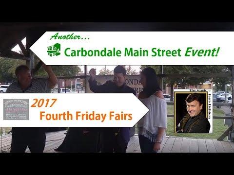 Fourth Friday Fair - Terry Richison Master Magican