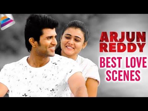 Arjun Reddy Movie BEST LOVE SCENES | Vijay Deverakonda | Shalini Pandey | Arjun Reddy Full Movie