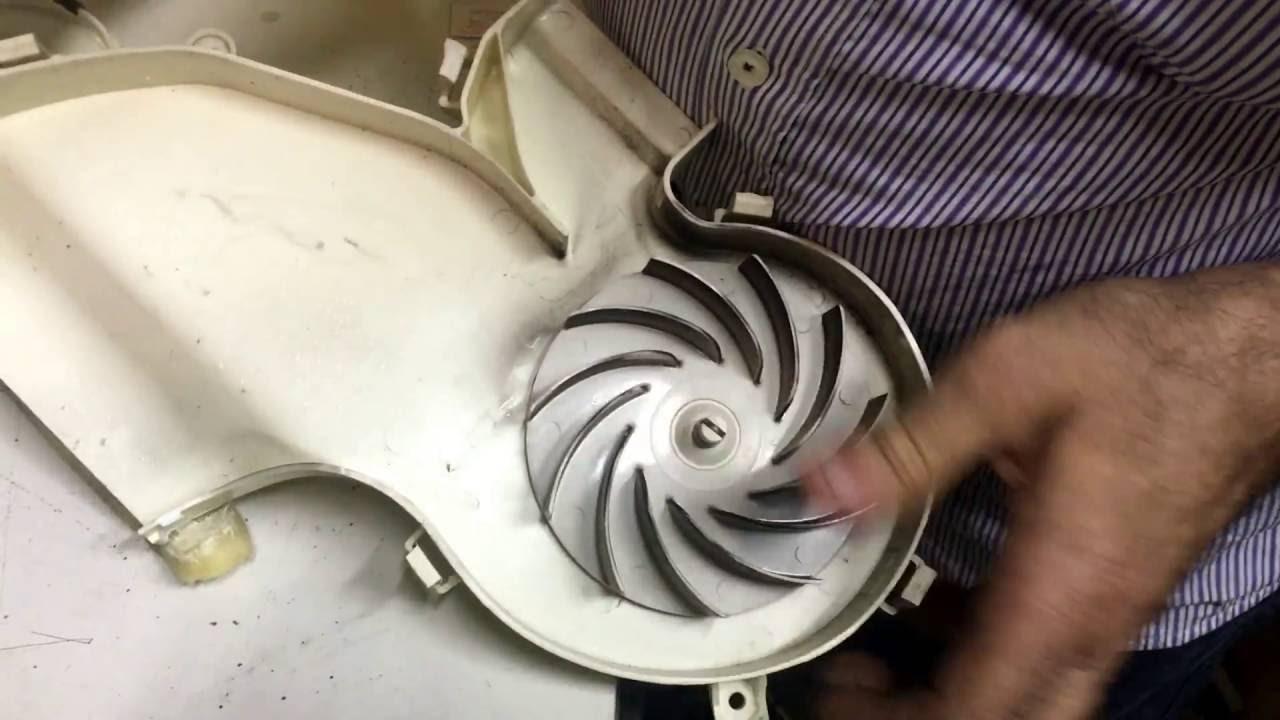 como trocar o motor ventilador geladeira continental e