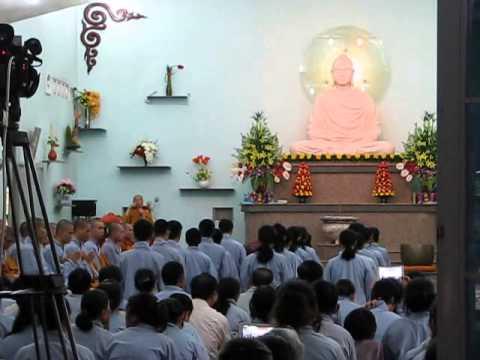 Chùa Phật Quang - Lễ Xuất Gia 2013 (P1)