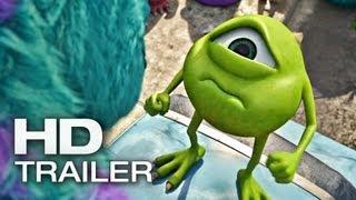DIE MONSTER UNI Trailer 3 Deutsch German | 2013 Official Film [HD]