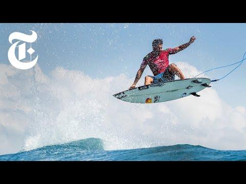 Surfing: Another Thing Coronavirus Ruined   NYT News