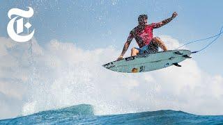 Surfing: Another Thing Coronavirus Ruined | NYT News