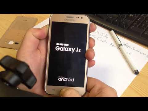 Как разблокировать графический ключ Samsung