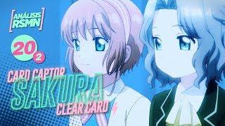 Sakura Clear Card: 20 · El pasado de Nadeshiko y la mansión del abuelo [ Resumen + Análisis ]