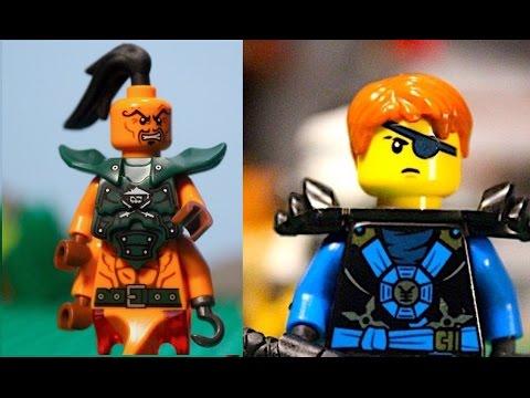 LEGO NINJAGO Piracy! Episode 2 - Djinn!