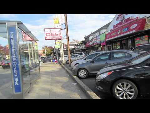 NYC Vlog Part 2 - Travel and Explore NYC Flushing Queens Koreatown