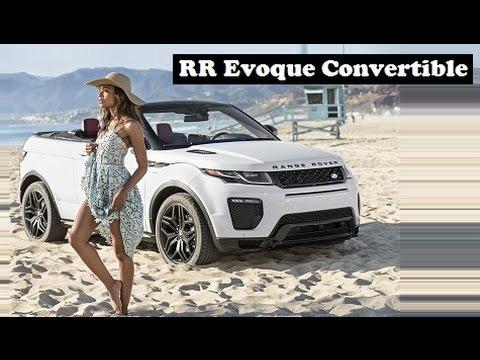 Land Rover Santa Monica >> Range Rover Evoque Convertible Santa Monica Beach Side Photoshoot Featuring Bond Girl Naomie Harris