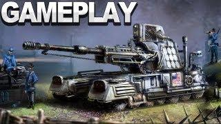 Gettysburg: Armored Warfare - Deathmatch Gameplay (Part 1)
