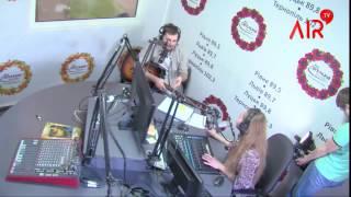 Роман Милян на радіо FM Галичина