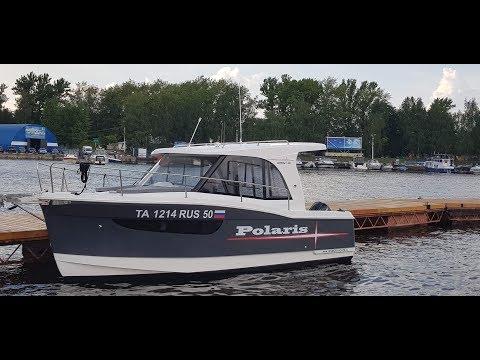Подробный видео-обзор яхты