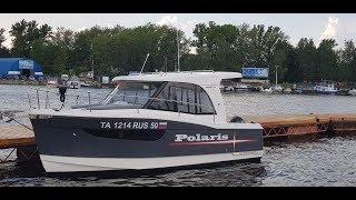 Подробный видео-обзор яхты JANMOR 700