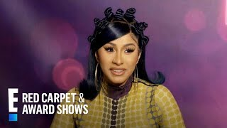 Cardi B Tells How Stripping Experience Helped Her in