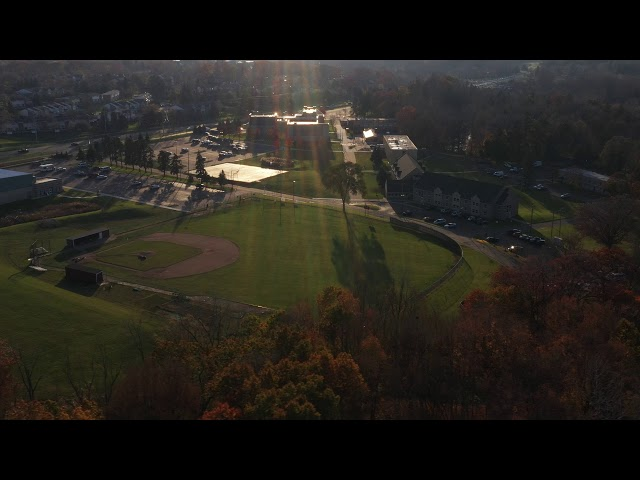 Rochester University Overview – Drone