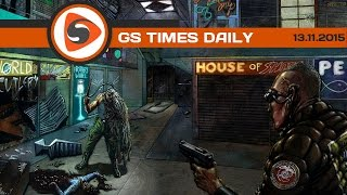 GS Times [DAILY]. System Shock 3, Fallout 4, «Сквозь снег»