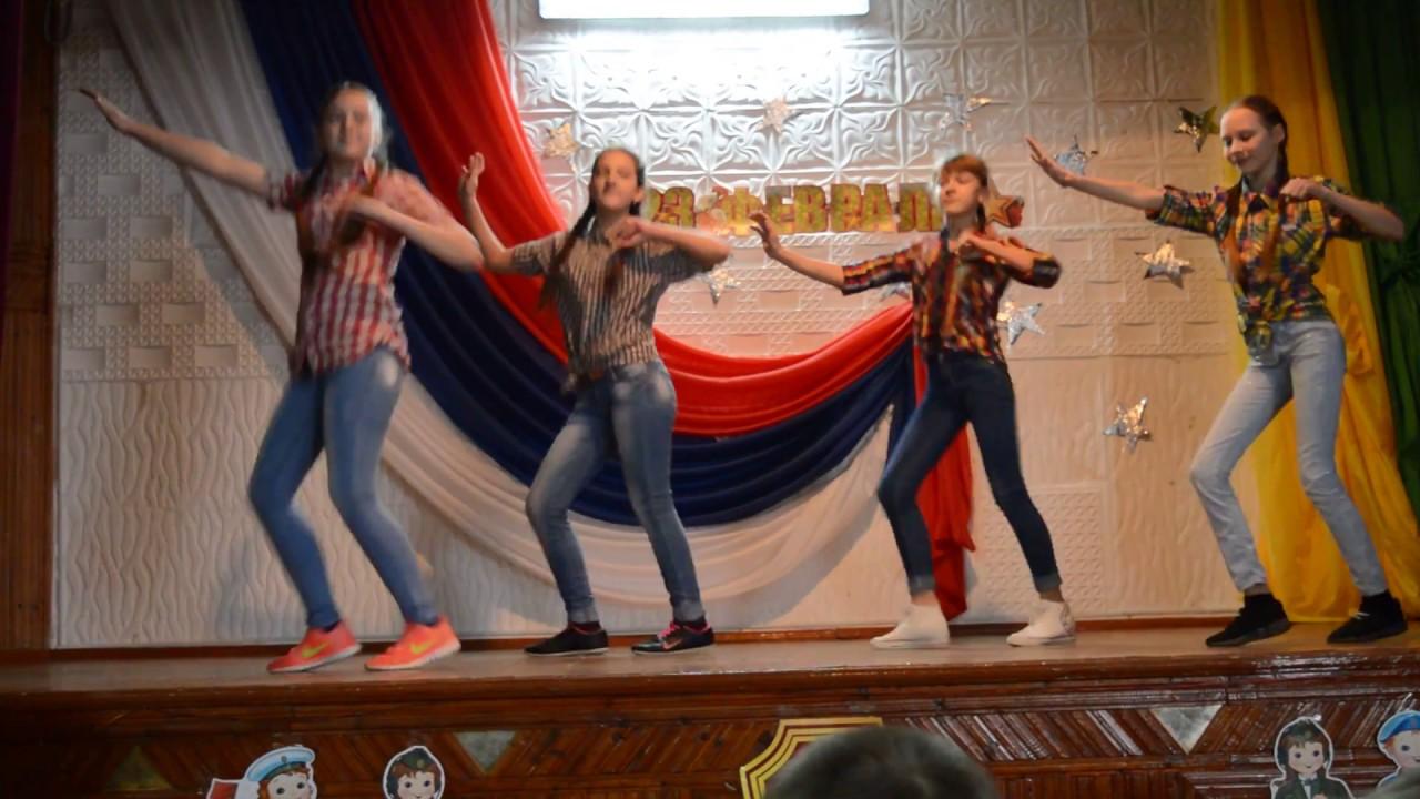 Видео танец флешмоб под музыку сексапил
