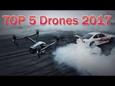 Top 5 Follow me Drones in 2017
