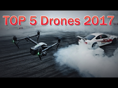 Top 5 Follow me Drones in 2017