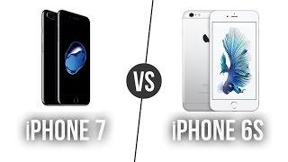 iPhone 7 - iPhone 6s Karşı Karşıya!