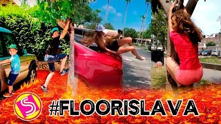 NEW The Floor is Lava Challenge Musical.ly Compilation | Funniest #thefloorislavachallenge