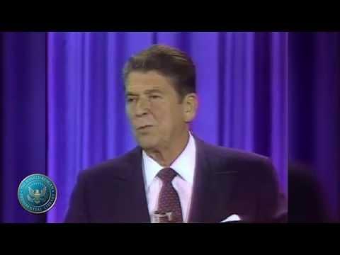 1980 Presidential Candidate Debate: Governor Ronald Reagan and Congressman John Anderson – 9/21/80