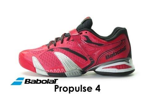 Babolat Propulse 4 Women's Shoe Review