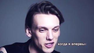видео - интервью от Hunger TV (русские субтитры)