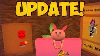 UPDATE! - ROBLOX Work at a Pizza Place