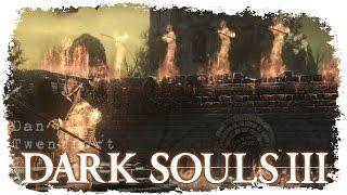 Dark Souls 3 Ringed City прохождение DLC #5 ☠ Город за стеной, тёмный фантом и армия лучников.