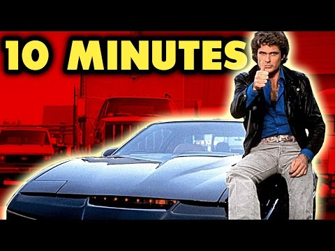 Knight Rider - Main Theme [10 Minutes]
