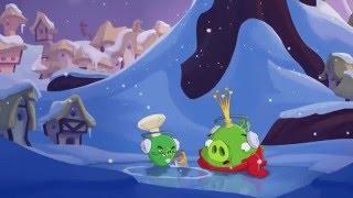 Злые птички - Энгри Бердс - Пещерная свинья (S2E9) || Angry Birds Toons