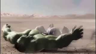 KING KONG VS HULK