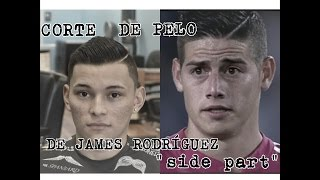 Corte de pelo de James Rodriguez ⭐️ James Rodriguez Haircut tutorial
