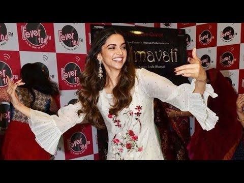 Padmavati's Ghoomar Song Launch Full Video...