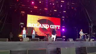 Roland Gift at Lets Rock Liverpool 2019
