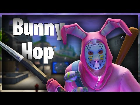 How To Bunny Hop In Fortnite Battle Royale