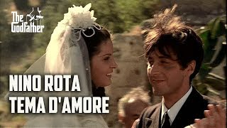 Nino Rota. Tema d'Amore / Il Padrino (Крёстный отец, The Godfather), 1972. Score