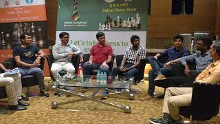 Q & A with India's Olympiad team for 2018