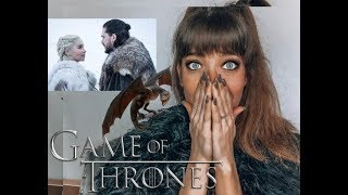 GAME OF THRONES SEASON 8 OFFICIAL TRAILER- REACTION