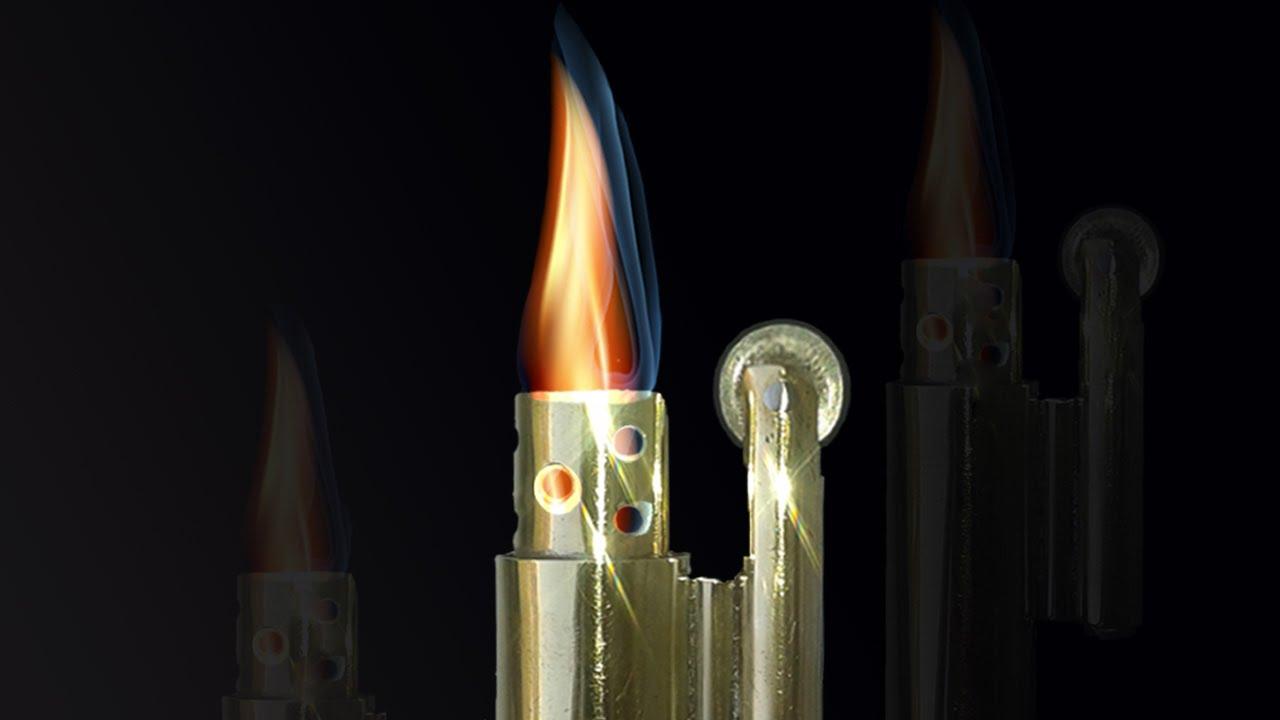 Как сделать бензиновую зажигалку своими руками / How to make a lighter with his own hands