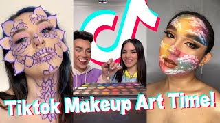 Really Amazing Makeup Art On TikTok Vol 3
