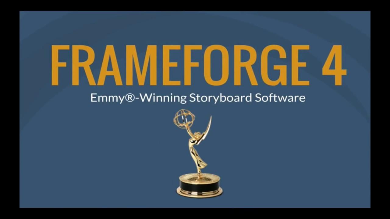 FrameForge 4 | Quick Intro and Walkthrough | Storyboard Software ...