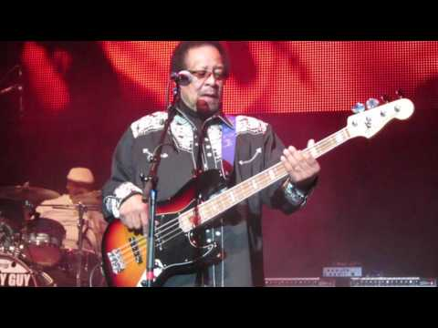 Buddy Guy, Billy Cox & Co - Red House - Experience Hendrix Denver 7MAR17